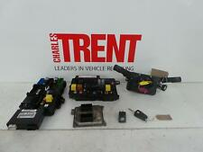 2008 VAUXHALL ASTRA H 1598cc Petrol ECU Engine Control Unit Kit Parts 55567114