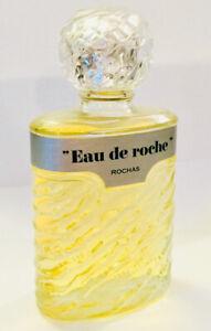 EAU DE ROCHE BY ROCHAS 100ml VERY RARE STUNNING CITRUS FRAGRANCE FOR WOMAN