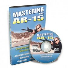 DVD Mastering the AR-15 with Lenny Magill 7745