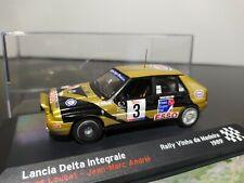 1/43 IXO Altaya Lancia Delta Integrale Loubet Rally Madeira 1989 Esso Rallye