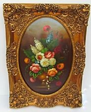OIL PAINTING IN BEAUTIFUL GOLD FRAME - #RB35