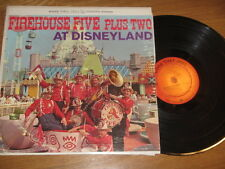 "a3 12"" vinyl FIREHOUSE FIVE PLUS TWO AT DISNEYLAND Good time Jazz Contemporary r"