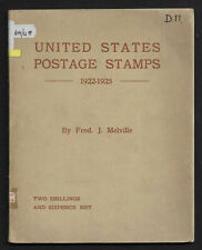 More details for united states postage stamps 1922-1925 book by fred j. melville 1925