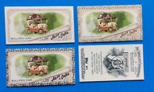 2018  Allen & Ginter MINI .  BULLPEN CAR  . GOLD , BLACK, A & G , Regular .