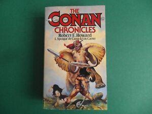 Shere - Fantasy-Roman - The Conan Chronicles - Robert E. Howard - 1989