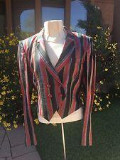 Show Seasons Vintage Western Pleasure Riding Jacket Bolero Custom size 6