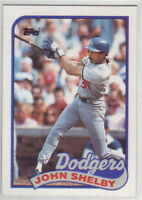 1989 Topps Baseball Los Angeles Dodgers Complete Team Set