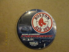 MLB Boston Red Sox 2004 WS Champions Pinback Button #2