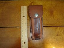 Leatherman Leather Sheath Large: for K 500 series knives and some other Tools