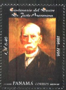 #1734 PANAMA 1997 DR JUSTO AROSEMENA ANIVERSARY YV 1161 MNH
