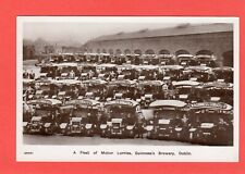More details for motor lorry lorries guinness brewey dublin advertising rp pc unused hunt ref q99