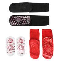Women Men Cotton Self Heating Socks Help Warm Cold Feet Comfort