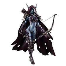 World of Warcraft WOW Allianz Sylvanas Windrunner 16cm Action Figur mit Box Neu