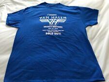 Van Halen + Granati Brothers - T shirt-size Xl - 5/19/1979 Spectrum Philadelphia