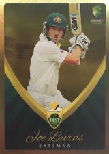 2015 Tap n Play ... GOLD .. Australia Test Team ... JOE BURNS.