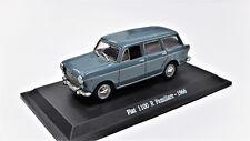 MODELLINO AUTO FIAT 1100 FAMILIARE 1:43 CAR MODEL MINIATURE DIECAST EDICOLA