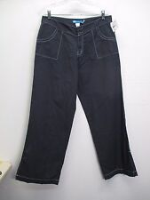 NEW Fresh Produce Canvas Beach Pants color Twilight (dark gray) size L $84