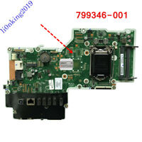 FOR HP Pavilion 22-A113W 23-q113w AIO Motherboard 799346-001 100% Tested ok