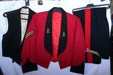 GENUINE BRITISH ARMY - ROYAL REGIMENT OF ARTILLERY - MESS DRESS UNIFORM - 1956