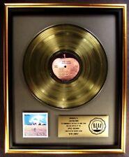John Lennon Mind Games LP Gold RIAA Record Award Apple Records