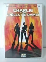 CHARLIE et ses Drôles de Dames DVD Pal zone 2 - Neuf sous blister / New & selead