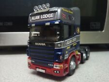 CORGI TRUCKS SCANIA TOPLINE - ALAN LODGE SCALE 1.50
