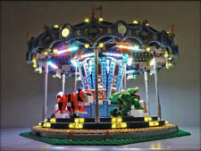 Lightup kits for Lego Creator - 10257 - Carousel - (model not included)
