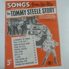 SONGS FROM THE TOMMY STEELE STORY