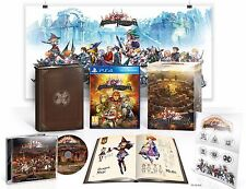 Grand Kingdom - Limited Edition (PS4) - W/ FREE COMIC - BRAND NEW & SEALED UK