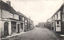 Botley. Winchester Street by F.W.Tyne, Botley.