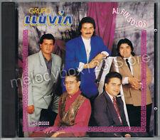 Grupo Lluvia Al Fin Solos CD Unico Records Fonovisa 1993 Tejano Grupero Norteno