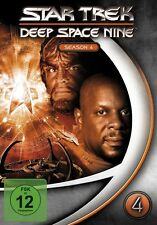 7 DVDs *  STAR TREK - DEEP SPACE NINE - Komplett Staffel 4 - MB  # NEU OVP +