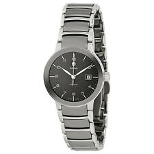 Rado Centrix Automatic Ceramic and Stainless Steel Ladies Watch R30940112