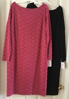 Ingrid & Isabel Maternity Floral Lace Long Sleeve Mini Dress Above Knee New!
