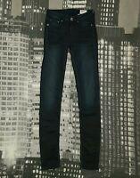 G-STAR RAW Damen Jeans W25 L32 hosengröße 34 Modell 3301 CONTOUR SKINNY WMN
