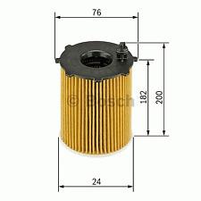 Ölfilter - Bosch F 026 407 066