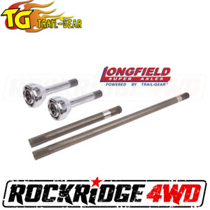 Trail Gear Longfield 30 spline Birfield Axle Kit for 79-85 Toyota Pickup 4Runner