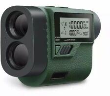 Huepar Golf Laser Rangefinder 1000 Yards 6X Laser Range Finder with Slope Adj.