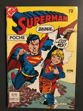 SUPERMAN POCHE (Sagedition) - T79 : mars 1984