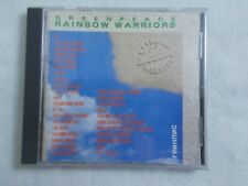 Greenpeace Rainbow Warriors-Compilation Cd-U2-Sting-Lou Reed-Gabriel-R.E.M. more