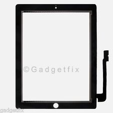 US iPad 4 4th Gen Generation Compatible Touch Screen Panel Glass Digitizer Lens