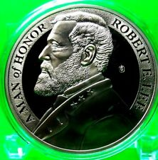 ROBERT E. LEE COMMAND COMMEMORATIVE COIN PROOF