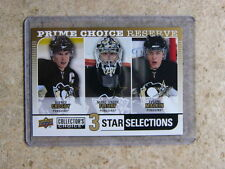 08-09 Collectors Choice Prime Reserve CROSBY MALKIN FLE