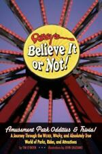 Ripley's Believe It or Not! Amusement Park Oddities and Trivia by Tim O'Brien (Trade Paperback)