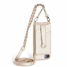 Vaultskin Victoria Crossbody iPhone Leather Wallet Case