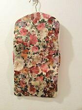 Hanging Folding Toiletry/Cosmetics Travel Organizer, Pink Floral