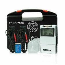 Roscoe Medical DT7202 TENS 7000 2nd Edition Back Pain Relief Digital Unit