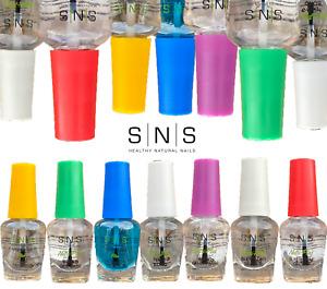 SNS - Top|GEL|Gelous|Base|Sealer Dry|E.A Bond|Brush Saver|Vitamin OIL| of Choice