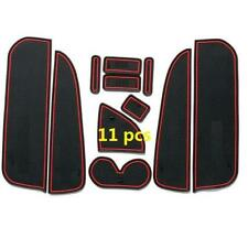 MR85 Car Interior Door Mat Non-slip Cup Pads Covers Fit For Peugeot 307 ♫