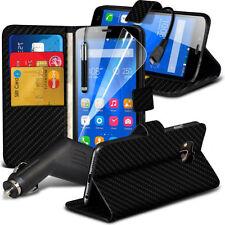 Étuis, housses et coques etuis, pochettes en fibre de carbone pour téléphone mobile et assistant personnel (PDA) Huawei